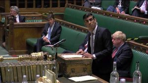 BLOG: Sunak sets out Budget to protect businesses